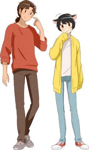 TVアニメ「ほら、耳がみえてるよ!」PV公開! キャストの村瀬歩、内田雄馬のインタビュー動画も