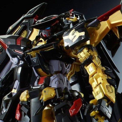 「機動戦士ガンダムSEED ASTRAY」より、ガンダムアストレイゴールドフレーム天(アマツ)のRGシリーズが再販決定!!