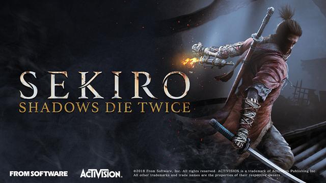 フロム・ソフトウェア最新作「SEKIRO: SHADOWS DIE TWICE」、最新トレーラーを公開! 初回限定版も発売決定