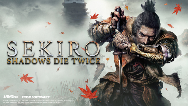 フロム・ソフトウェア最新作「SEKIRO: SHADOWS DIE TWICE」、予約受付開始! 初回限定版&イーカプコン限定版の詳細も