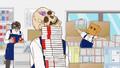 2018秋アニメ「ガイコツ書店員 本田さん」10月7日より放送開始! 主題歌音源が収録された最新PV公開に