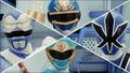 """スーパー戦隊シリーズの歴代ブルー戦士5人が集結! ヤマハ""""青い除雪機""""のTVCM放映中!"""
