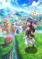 2018秋アニメ「メルクストーリア」、第2弾キービジュアル&PVが公開! 花守ゆみり・チョーら追加キャストも発表に