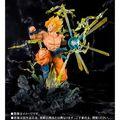 最もクールな瞬間を再現するフィギュアーツZERO「超激戦-EXTRA BATTLE-」に、スーパーサイヤ人孫悟空がついに登場!