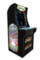 あこがれの名機が3/4スケールで復刻! 家庭用ゲーム筐体「ARCADE1UP」が発売決定! TGS2018にてプレイアブル出展も