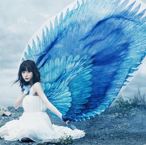 水瀬いのり、6thシングル「TRUST IN ETERNITY」&ライブBD「Inori Minase LIVE TOUR BLUE COMPASS」のジャケ写を公開!