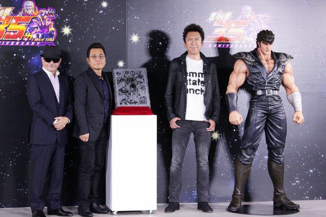 スーパーギタリスト・布袋寅泰も登場! 『北斗の拳 35周年記念イベント「伝承式」』レポート!!