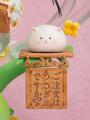 ティッピーを頭に乗せることも可能!「ご注文はうさぎですか?? チノ~お花のブランコ~1/7スケールフィギュア」、予約開始!