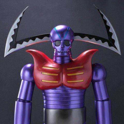 「マジンガーZ」より、全高約100cmの機械獣【ガラダK7】が発売決定! 同スケールのあしゅら男爵も付属!!