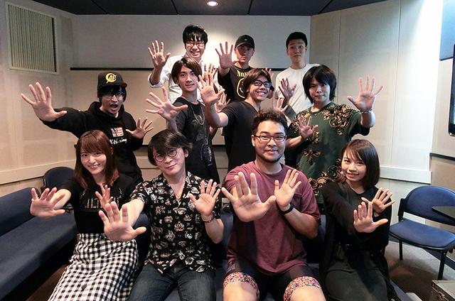 2018秋アニメ「火ノ丸相撲」より、集合写真&キャストコメントが到着!