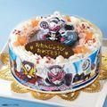 9月2日スタートの「仮面ライダージオウ」がキャラデコお祝いケーキに登場!!