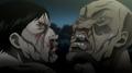 TVアニメ「バキ」、「肉宴を回顧(ふりかえ)る、ダイジェストPV」が公開! ケンドーコバヤシがナレーションを担当