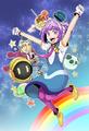 サンライズ・矢立文庫、アラキノゾミが描く漫画「ベルコ☆トラベル」の連載が本日よりスタート!