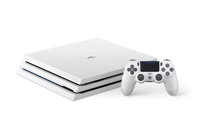 「プレイステーション 4 Pro」が10月12日より39,980円(税別)に価格改定! 限定カラー「グレイシャー・ホワイト」も通常商品に