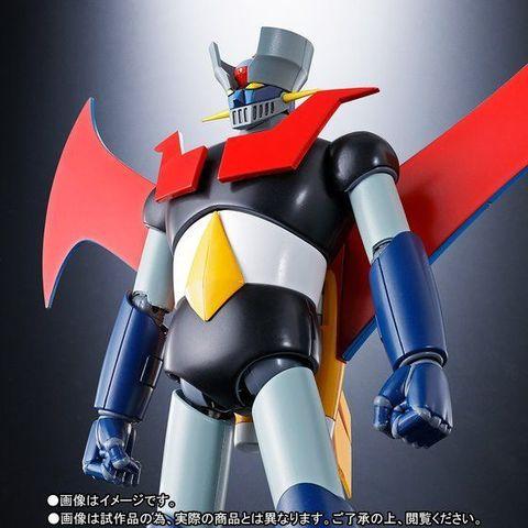 「マジンガーZ」より、アニメカラーリングを再現した「超合金魂 GX-70SP マジンガーZ D.C. アニメカラーバージョン」、受付開始