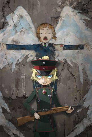 「劇場版 幼女戦記」2019年2月8日劇場公開決定! キービジュアル第2弾を公開