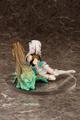 「ブレードアークス from シャイニングEX」より、柔らかな肢体を樹木に横たえた「銀の森の妖精姫 アルティナ」が登場