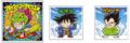 「ドラゴンボール」と「ビックリマン」が夢のコラボ! ロッテ「ドラゴンボールマンチョコ」10月23日(火)発売!!