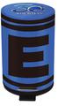 「ロックマン」シリーズより、E缶&ドット柄の「ペダル式ダストボックス」がプライズ景品になって登場!