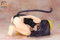 どのアングルからでも楽しめる!「閃乱カグラ」より「未来 スクール水着ve」フィギュアが12月に発売決定!