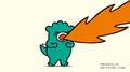 ちびゴジラがはやくもアニメに! 絵本用プロモーション映像が解禁