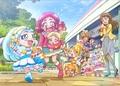 シリーズ15周年記念『映画HUGっと!プリキュア♡ふたりはプリキュア オールスターズメモリーズ』公開記念! 引坂理絵×本名陽子インタビュー