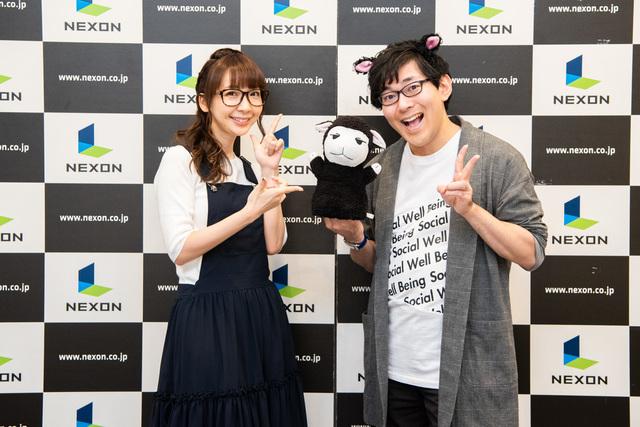 「谷山紀章さんのポスターを貼っていました!」磯村知美と小野友樹がパワーアップしたMMORPG「マビノギ」ハウジングシステムを体験!