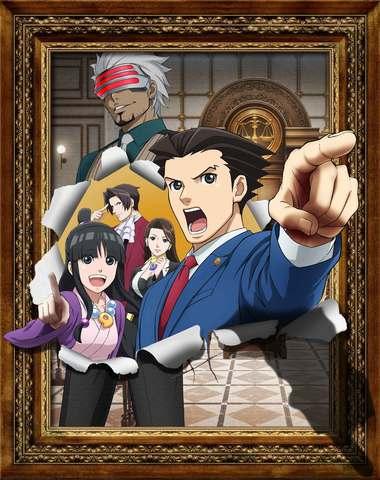 TVアニメ「逆転裁判」、2019年1月19日に1時間SP放送が決定! データ放送プレゼントキャンペーンも開催中