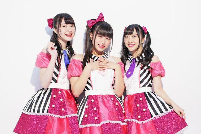 3人の絆と成長の証! Run Girls,Run!が歌う「キラッとプリ☆チャン」第3クールオープニングテーマ「Go! Up! スターダム」インタビュー!