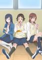 ちょっと残念な女子高生たちの日常コメディ「女子高生の無駄づかい」がTVアニメ化決定!