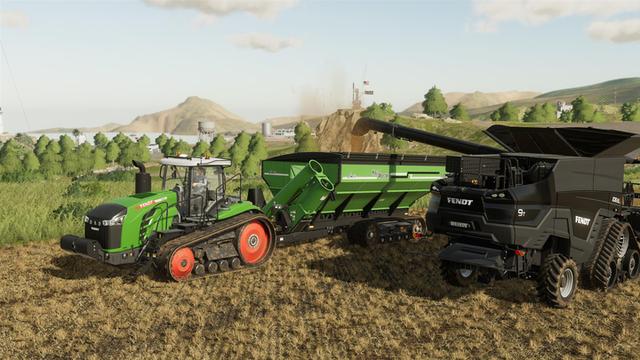 農場経営SLGの最新作「ファーミングシミュレーター19」、待望のPS4版が2019年2月7日発売決定!