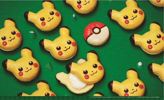 ピカチュウとモンスターボールがドーナツに!「ミスド ポケモン ドーナツ」が期間限定発売決定!「misdo Pokemon ウィンターコレクション」も!