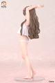 人気イラストレーター・jimmy氏の「花と女の子」がフィギュア化!! イラストでは見えなかったあの部分がついに解禁!!