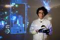 SIE、PS VR特別映像「【検証】『テトリス エフェクト』で遊んだ片桐仁の脳波に衝撃の変化!!」を公開!