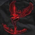 「バイオハザード RE:2」のスカジャンが発売決定! R.P.D.柄&Made In Heaven柄のリバーシブル仕様