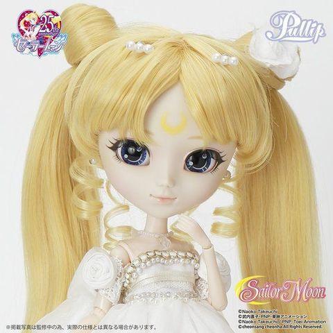 「美少女戦士セーラームーン」×「プーリップ」、夢のコラボレーション企画第4弾「プリンセス・セレニティ」が再販決定