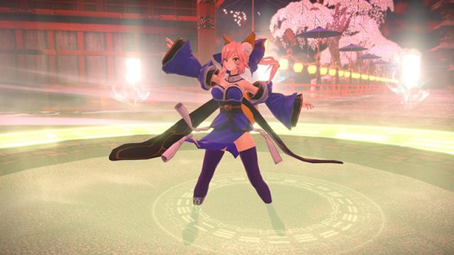 Switch「Fate/EXTELLA LINK」、通信対戦で役立つ特設サイト「サーヴァント26騎タイプ別紹介」を公開! 第2回は近接&サポートタイプを紹介