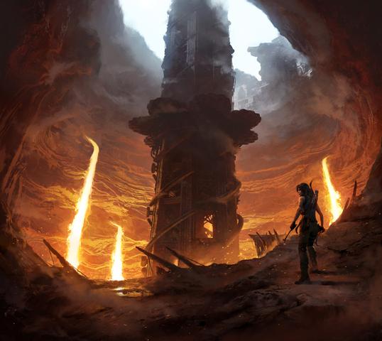 PS4/Xbox One/PC「シャドウ オブ ザ トゥームレイダー」、第1弾DLC「THE FORGE」を本日11月13日配信!