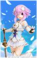 「四女神オンライン CYBER DIMENSION NEPTUNE」より、シリーズの顔「聖騎士ネプテューヌ」が1/7スケールフィギュアに