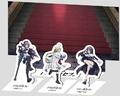 「劇場版 トリニティセブン 第2弾」来年3月29日より公開! 涙に濡れるリリスが描かれたティザービジュアル&特報を解禁