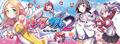 PC版「ぎゃる☆がん2」、全要素をVRで遊べるDLC「どきどき☆VRモード」を配信開始!