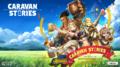 ヒューマン、エルフ、ドワーフ…6つの種族が紡ぐ幻想RPG「キャラバンストーリーズ」新作アプリレビュー