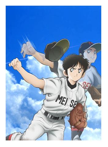 TVアニメ「MIX」、2019年4月から読売テレビ・日本テレビ系にて放送スタート!