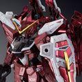 「機動戦士ガンダムSEED」より、スペシャル仕様のジャスティスガンダムが再販決定!!