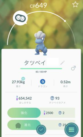 Go 設定 ポケモン 相棒