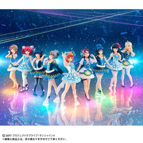 「Gasha Portraits ラブライブ!サンシャイン!! ~WATER BLUE NEW WORLD SET~」発売開始!!