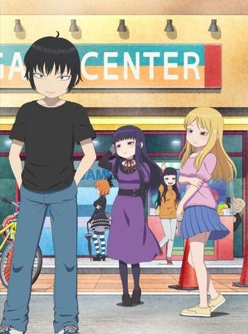 アニメ「ハイスコアガール」、TV本編の続きとなるROUND13~15の詳細を発表! BD&DVDは来年3月発売に