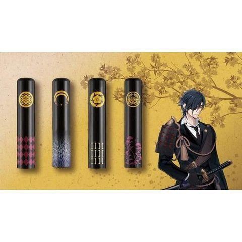 「刀剣乱舞-ONLINE-」、伝統工芸・甲州手彫印章の印鑑、 予約受付は12月21日まで!!