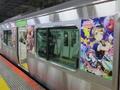 「ラブライブ!」&劇場版「ラブライブ!サンシャイン」のJR山手線ラッピングトレインが2019年1月21日まで運行!