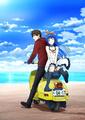 TVアニメ「消滅都市」来年4月放送開始に! 第1弾PV&キービジュアル公開